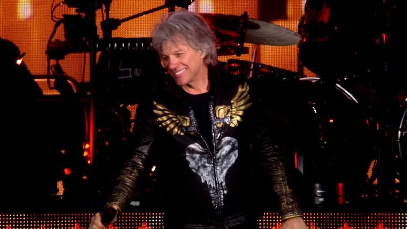 Bon Jovi Bed of Roses Live from Tallinn 2019