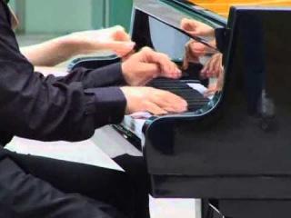 Duo Petrof: Sabre Dance (2008)
