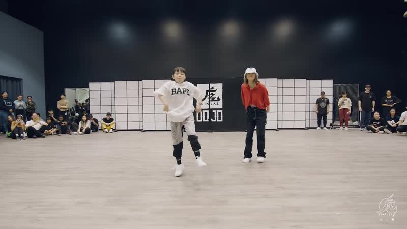 Jack Harlow What's Poppin Choreography by Bailey Sok Kida the Great