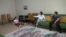 Sokağa Çıkma Yasağında Hiperaktif çocuk dramı Habibe Rüya Ayşegül Dayan