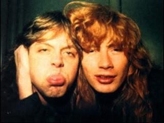 ✪✪✪ Дейв Мастейн (MEGADETH) о сравнениях с Metallica (перевод) - 1992