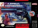 Lethal Enforcers (SNES) - Gameplay