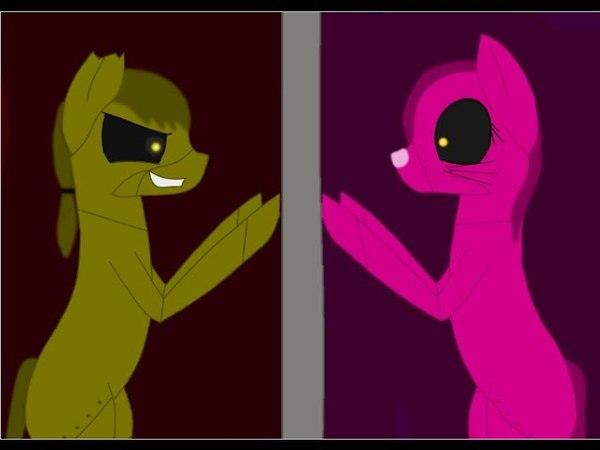Это я Пёрпл Гай пони креатор