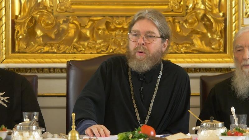 Митрополит Тихон о поправках в Конституцию России