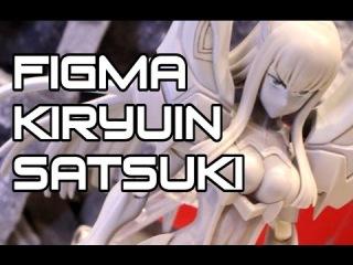 figma Kiryuin Satsuki - Kill La Kill - Anime Figure at the 2014 Summer Wonder Festival
