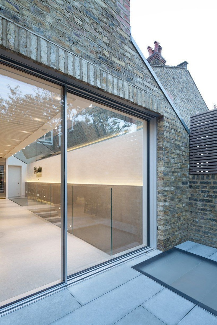 emergent design studios convert 19th century london lion house using extensive skylights