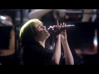 Billie eilish — no time to die (brit awards 2020)