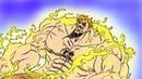 Мелиодас против Эсканора Гордыня против Гнева Полностью цветная part 2