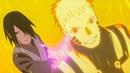 Я одолжу тебе силу Сусанно, сделай это! / Наруто, Саске, Боруто и Каге против Киншики и Момошики
