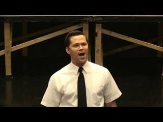 The Book of Mormon Rehearsal