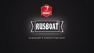 Компания RusBoat | 7 лет гарантия на ПВХ лодки | Промо ролик