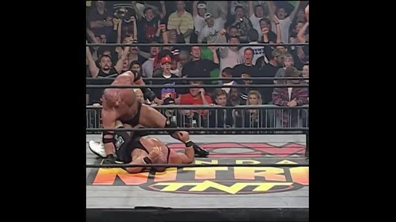 Goldberg on Nitro
