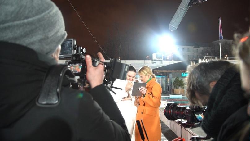 Съёмки модного шоу «Перезагрузка» прошли в бассейне под открытым небом «Чайка», изображение №4