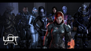 Mass Effect Trilogy Graphical Overhaul Mod - A Lot Of Textures (ALOT) - Comparison