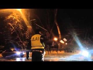 ШОКУЮЧИ КАДРИ! Беркут напав на активістів АвтоМайдану! 23 01