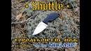 Shuttle - городской EDC-нож от фирмы ПП КИЗЛЯР. Выживание .Тест №31
