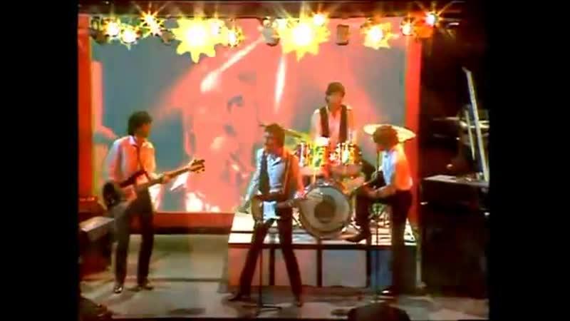 The Knack My Sharona Original Footage At Szene 79 German TV 45 Rpm Remaster