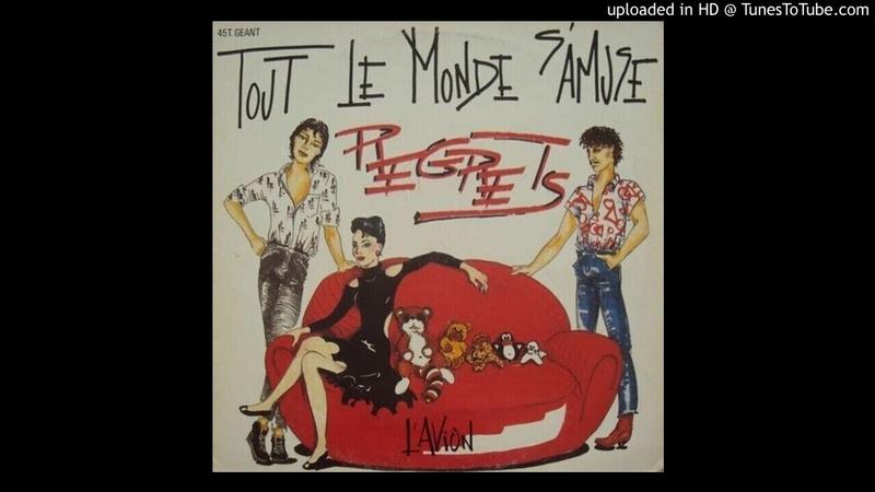 Regrets – Tout Le Monde SAmuse (DJ Club Mix 1984)