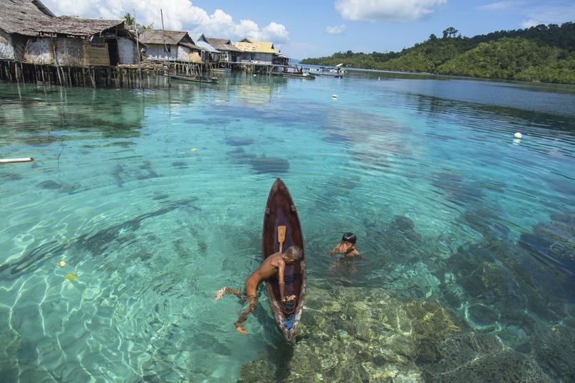 Тогеанские острова – рай на обочине мира