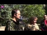 Павел Губарев привёз гуманитарную помощь