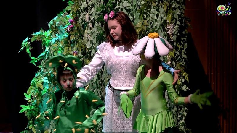 Спектакль Белоснежка и 7 гномов версия Театра Зрелищ Северный праздник