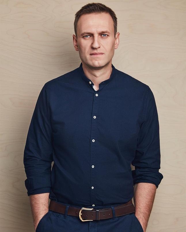 Алексей Навальный: Original: https://www.instagram.com/p/B3MfRfTFEjk/
