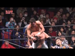 Prince Devitt vs. Davey Richards