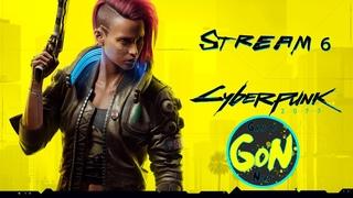 Cyberpunk 2077 V Female, Corporate, Full HD День 6