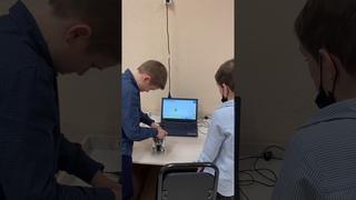 Областные соревнования Робостимка, команда Мотоботы, Лобачёв Сергей и Филатов Виктор