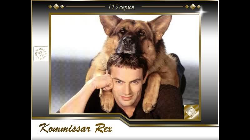 Komissar Rex 10x01 E mail von der Mörderin Комиссар Рекс 115 серия E mail от убийцы