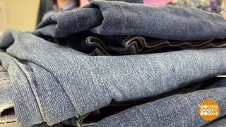 Выбираем правильные джинсы. Доброе утро. Фрагмент выпуска от