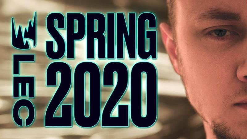 LEC Spring 2020 Opening Tease