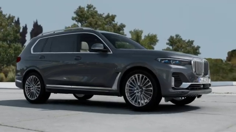 2021 BMW X7 Virtual Reality DESIGN MOST COOL BIMMER EVER