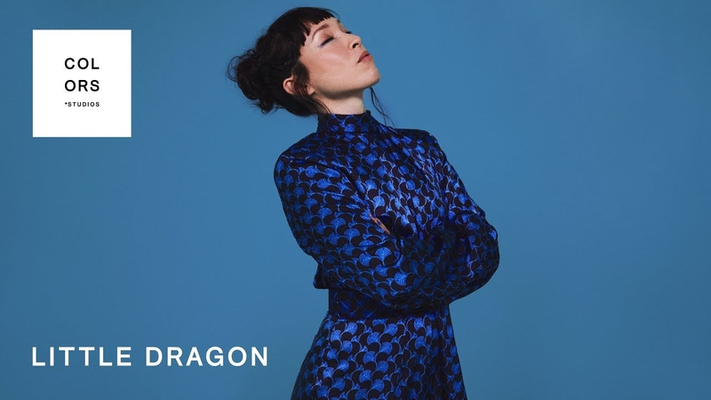 Little Dragon Another Lover A COLORS SHOW