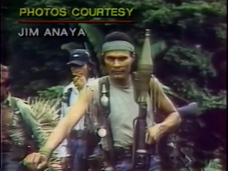 Last Indian War (Nicaragua) - Russell Means  SAIA October 1985
