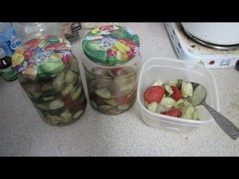 Обзор овощной заправки на зиму