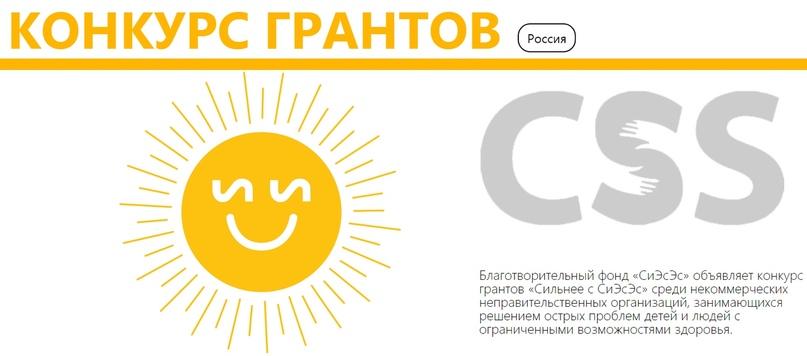 Благотворительный фонд CSS объявил о втором раунде грантовой программы для НКО, изображение №1