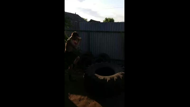 CrossFit в Волчьем логове part 7