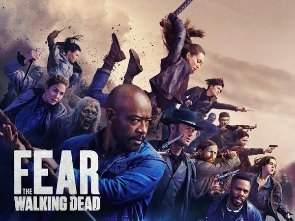 Fear the Walking Dead Season 6 Teaser Бойтесь ходячих мертвецов Тизер 6 сезона от HamsterStudio