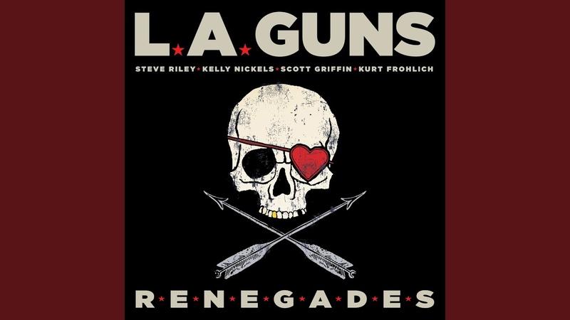 Steve Riley's' L A Guns Renegades