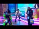 Sean Paul David Guetta Becky G Mad Love Live on Good Morning America