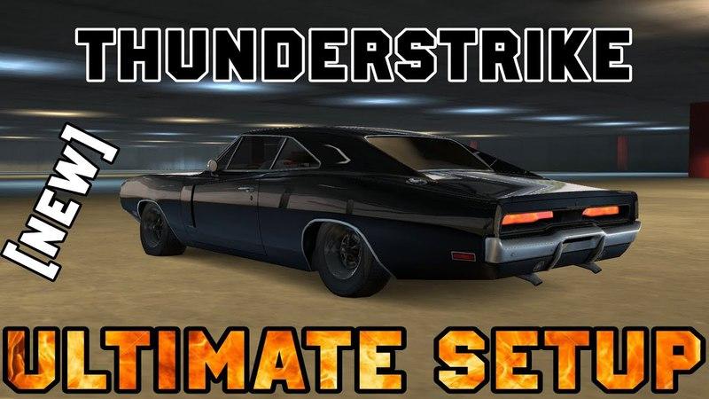Thunderstrike Umate Setup Test Drive Dodge Charger CarX Drift Racing