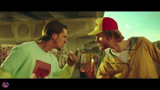 Украинская реклама батончик Lion Just Wild Peanut, баттл, 2018