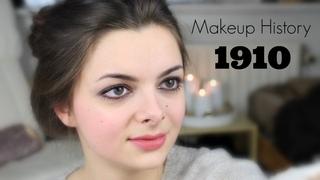 Как сделать макияж в стиле 1910-х. Makeup History: 1910