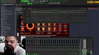 Cashmoneyap making beat from NLE Choppa feat. Chief Keef - Shotta Flow 4