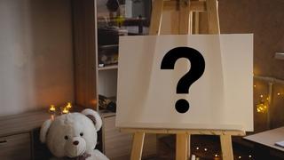 Процесс создания картины художником. How do you like that? Часть 1