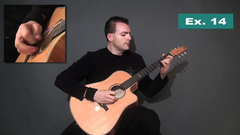 Ewan Dobson - Bluegrass Influences (Lesson Excerpt)