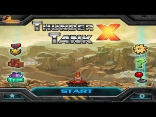 Thunder Tank 2 - iPhone/iPod Touch/iPad - HD Gameplay Trailer