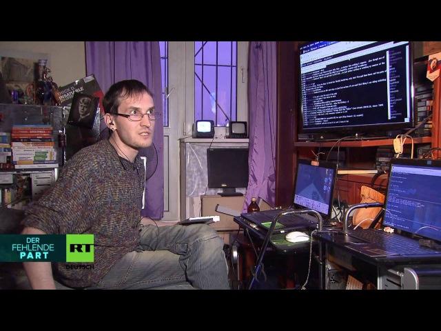 RT Hausbesuch: Ein russischer Hacker stellt sich vor