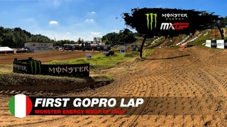 First GoPro Lap - Monster Energy MXGP of Italy 2021